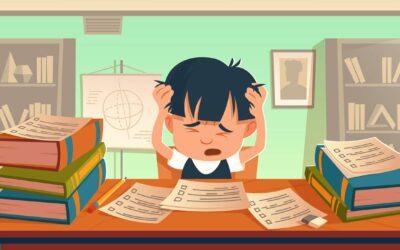 Difficoltà a scuola? I Fiori Australiani possono aiutare i bambini
